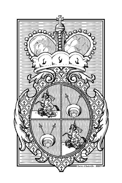 czetwertynski - ex-libris