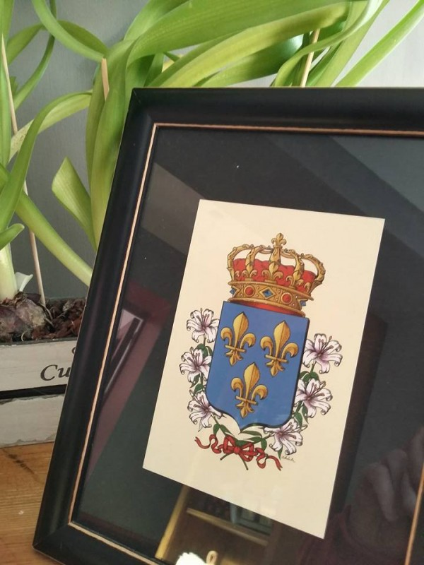 blason royal